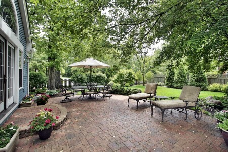 Backyard Paver Ideas For Fun