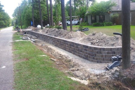 Using Hammond Stone Walls For Your Outdoor Landscaping